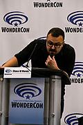 Chase W. Maretz at Wondercon in Anaheim Ca. March 31, 2019