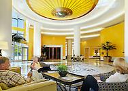 Lobby at Hartford Marriott