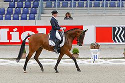 Donckers Karin (BEL) -Palmyra<br /> CHIO Aachen 2008<br /> Photo © Hippo Foto