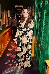 OLIVIA WAYNE at the launch of GP Nutrition held at Annabel's, 44 Berkeley Square, London on 26th January 2016.