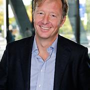 NLD/Hilversum/20121003- Boekpresentatie De Iconen van het NOS Achtuurjournaal, Rick Nieman