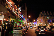 Long Street nightlife, Cape Town, South Africa.Images by Greg Beadle