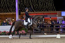 Vandenberghe Thibault, BEL, Santiago Song<br /> Belgisch Kampioenschap Dressuur<br /> Azelhof - Lier 2020<br /> © Hippo Foto - Dirk Caremans<br /> 02/10/2020
