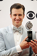 June 10, 2017-New York, New York-United States: Actor Gavin Creel attends the 71st Annual Tony Awards Media Room held at Radio City on June 11, 2017 in New York City.   (Photo by Terrence Jennings/terrencejennings.com)