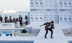 May 25, 2018 - Montecarlo, Monaco - Justin Jesso Grammy nominated singer and singwriter at the 15th Amber Lounge Charity Fashion Show 2018 in Monte Carlo, Monaco. (Credit Image: © Robert Szaniszlo/NurPhoto via ZUMA Press)