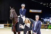Kelly Outhuijse - Empaire W<br /> Indoor Brabant 2017<br /> © DigiShots