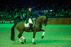 Show Life of Valegro<br /> Show Life of Valegro<br /> KWPN Hengstenkeuring 2017<br /> © Dirk Caremans<br /> 04/02/17