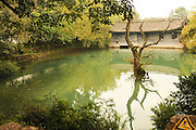 China Yunnan province Lijiang black dragon pool