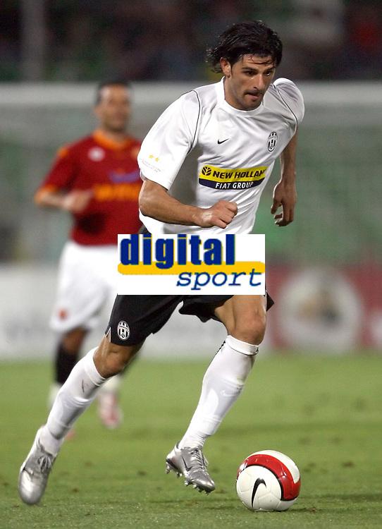 Fotball<br /> Italia<br /> Foto: Inside/Digitalsport<br /> NORWAY ONLY<br /> <br /> Vincenzo Iaquinta (Juventus)<br /> <br /> Friendly match<br /> 11 Aug 2007 <br /> Juventus v Roma (5-2)