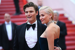 Daniel Auteuil, Fanny Ardant, Nicolas Bedos, Guillaume Canet, Denis Podalydes, Doria Tillier and Michael Cohen attend the screening of 'La Belle Epoque' during the 72nd annual Cannes Film Festival in Cannes. 21 May 2019 Pictured: Pixie Lott and Oliver Cheshire attend the screening of 'La Belle Epoque' during the 72nd annual Cannes Film Festival in Cannes, France, on May 20, 2019. Photo credit: Favier/ELIOTPRESS / MEGA TheMegaAgency.com +1 888 505 6342
