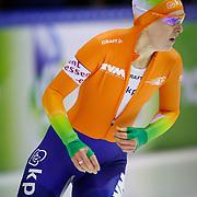 NLD/Heerenveen/20130112 - ISU Europees Kampioenschap Allround schaatsen 2013 dag 2, 500 meter dames, Ireen Wust