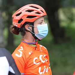 22-08-2020: Wielrennen: NK vrouwen: Drijber<br /> Marianne Vos (Netherlands / CCC Liv)