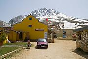 Turkey, Antalya, Saklikent mountain and sky resort 1850 - 2450 meters above sea level