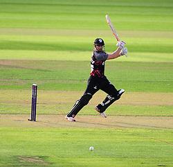 James Hildreth of Somerset in action.  - Mandatory by-line: Alex Davidson/JMP - 22/07/2016 - CRICKET - Th SSE Swalec Stadium - Cardiff, United Kingdom - Glamorgan v Somerset - NatWest T20 Blast