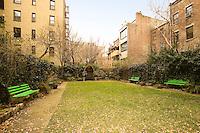 Garden at 360 West 21st Street
