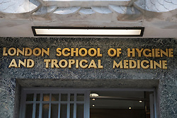 © Licensed to London News Pictures. 22/06/2020. London, UK. A general view of London School of Hygiene & Tropical Medicine. Photo credit: Ray Tang/LNP