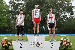 awards podium boys age 11-14, Miles Sandoski<br /> 2019 Adrian Martinez Track Classic
