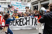 Klima-Demo am 6. April 2019 Photo Siggi Bucher