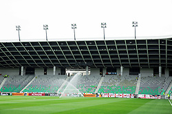 Stadium prior to the EURO 2016 Qualifier Group E match between Slovenia and England at SRC Stozice on June 14, 2015 in Ljubljana, Slovenia. Photo by Vid Ponikvar / Sportida