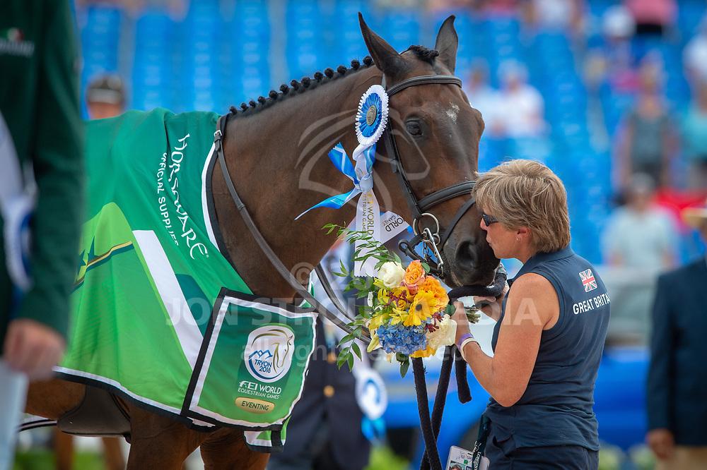 - Eventing Jumping - FEI World Equestrian Games™ Tryon 2018 - Tryon, North Carolina, USA - 17 September 2018