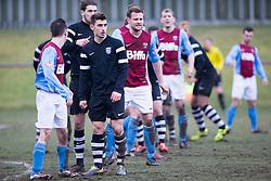 Whitehill Welfare 2 v 1 Edusport Academy, South Challenge Cup Quarter Final played 7/3/2015 at Ferguson Park, Carnethie Street, Rosewell.
