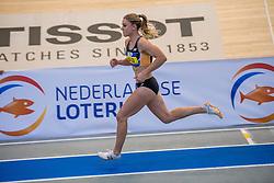 11-02-2017 NED: AA Drink NK Indoor, Apeldoorn<br /> Lisanne de Witte - 400m