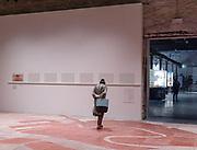 Venice, Biennale Architettura: Arsenale, City to Dust