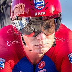 11-03-2021: Wielrennen: Healthy Ageing Tour: Lauwersoog <br />Kirsten Wild