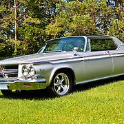 1964 Chrysler 300 Silver Edition