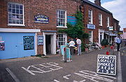 AE2KR5 Shops Burnham Market Norfolk England