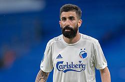 Michael Santos (FC København) under kampen i 3F Superligaen mellem FC København og AaB den 17. juni 2020 i Telia Parken, København (Foto: Claus Birch).