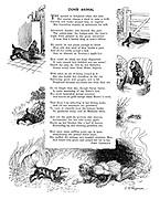 Dumb Animal (illustrated poem).