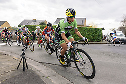 Rosella Ratto (Cylance Pro Cycling) - Grand Prix de Dottignies 2016. A 117km road race starting and finishing in Dottignies, Belgium on April 4th 2016.