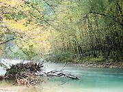 Voidomatis river, Zagori, Pindus mountains, Epirus, Greece.