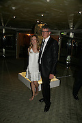 SAM TAYLOR WOOD AND JAY JOPLING, Beyond Belief-Damien Hirst. White Cube Hoxton and Mason's Yard.Party  afterwards at the Dorchester. Park Lane. 2 June 2007.  -DO NOT ARCHIVE-© Copyright Photograph by Dafydd Jones. 248 Clapham Rd. London SW9 0PZ. Tel 0207 820 0771. www.dafjones.com.