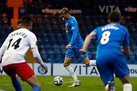 Richie Bennett. Stockport County FC 1-1 Dagenham & Redbridge. Vanarama National League. Edgeley Park. 11.5.21