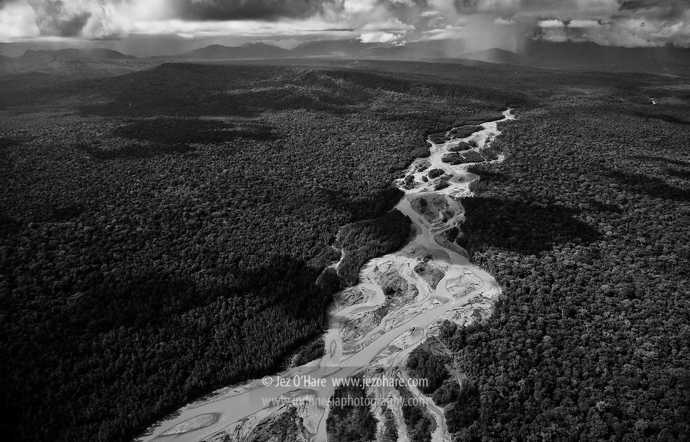Lorentz National Park, Papua, Indonesia