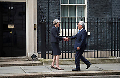 Theresa May Portugal PM 10th April 2018