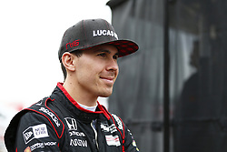 March 10, 2018 - St. Petersburg, Florida, United States of America - March 10, 2018 - St. Petersburg, Florida, USA: Robert Wickens (6) hangs out on pit road during final practice for the Firestone Grand Prix of St. Petersburg at Streets of St. Petersburg in St. Petersburg, Florida. (Credit Image: © Justin R. Noe Asp Inc/ASP via ZUMA Wire)