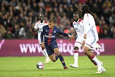 Paris SG vs Lyon - 07 October 2018