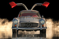 The design of the Mercedes 300SL Gullwing from 1964 is artwork at its best. This type of design, a simple one line that made every element unique and gave the sleek body a futuristic feel was the talk of the town at the time. And it's the look of the car that really captures the imagination - the curves, the lines, the proportions. If you look long enough, you can find a Gullwing in the parts bin for your 911, and if you're lucky enough, someone will also have restored one to the original Gullwing design.<br /> <br /> The smooth round curves of the body are truly breathtaking. I can only imagine the Gullwing would look good on a Ferrari! The low sloping rear section catches the light well and complements the roundness of the body quite well too. The car doesn't look much like a modern day MGB either; the body lays flat and the sides and roof are fairly low, with the boot set higher than the nose. The interior is roomy and comfortable, with plenty of storage space available.<br /> <br /> Of course, the heart of any Gullwing styled car will be the engine, and the designers did a great job creating the high-tech components that allow the Gullwing to churn out 120HP. The power is sent to the tailpipes via the HID kit, and the exhaust has to be lightweight to extract the power from the air that the car is spitting out. The interior is plush and comfortable, and this is the reason why the Mercedes 300SL Gullwing from the Sixties is such a timeless, elegant vehicle.