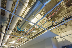 Central High School Bridgeport CT Expansion & Renovate as New. State of CT Project # 015-0174. One of 84 Photographs of Progress Submission 21, 1 November 2016