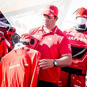 Helly Hansen presenta la equipación official del MAPFRE. Helly Hansen presents the MAPFRE official sports wear.