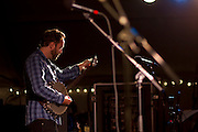 Great Lake Swimmers at North House Folk School in Grand Marais Minnesota at NPR's Mountain Stage Production.