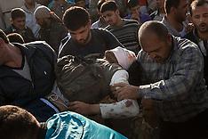 Syria Conflict 2012