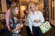 PRINCESS FIRYAL OF JORDAN; BLAINE TRUMP, Opening of Miami Art Basel 2011, Miami Beach. 30 November 2011.