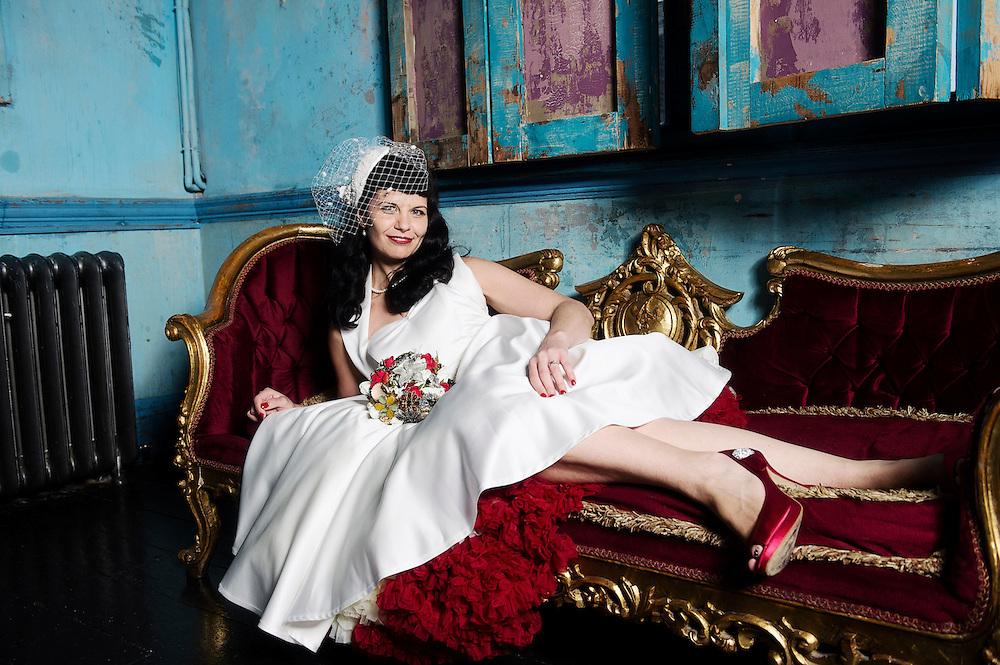 Leolin & Twila Weddding at The Paradise Bar on October 11th 2012..Photos By Ki Price