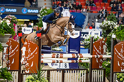 Fuchs Martin, SUI, Ghost de Reville<br /> LONGINES FEI World Cup™ Finals Gothenburg 2019<br /> © Dirk Caremans<br /> 04/04/2019