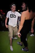 Philadelphia 2010 - July 11..The Sundae Philadelphia party at Octo with King Britt.