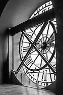D'Orsay Art Museum Clock, Paris